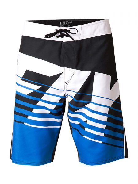 13161 Savant BoardShort White Fox