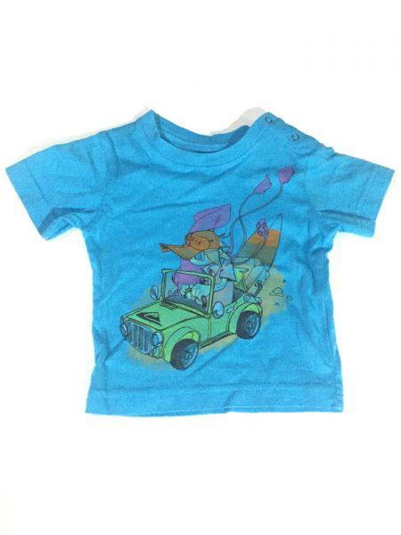 KIFJE923 Camiseta Baby Ocean Quiksilver