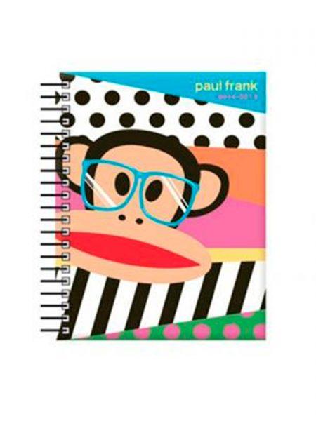 Libreta A4 Paul Frank 63104B