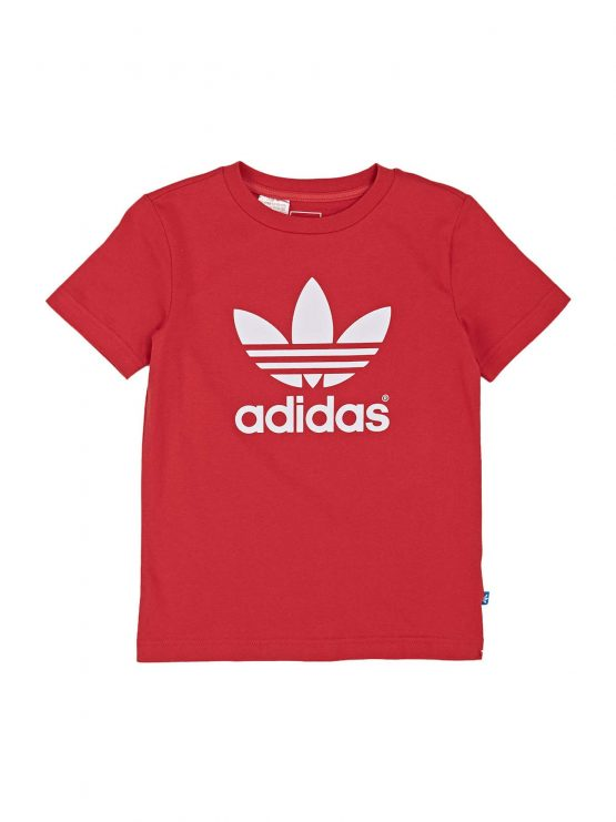 adidas rojo camiseta