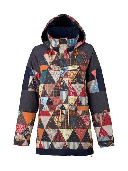 15009101479 Burton Cinder Jacket Indigo