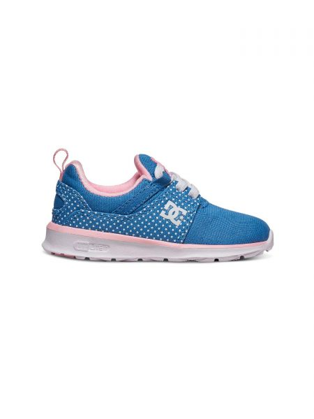 ADTS700046 DC Zapatillas Heathrow SP Blue White Print