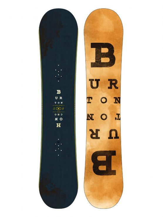 Burton Honcho Camber 157