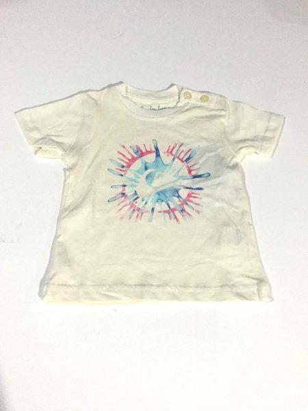KIFJE923 Camiseta Sol Baby Blanca Quiksilver