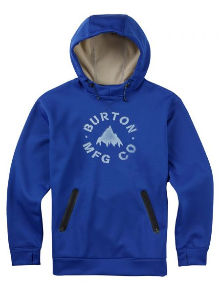 MB CROWN BNDD SUDADERA BURTON