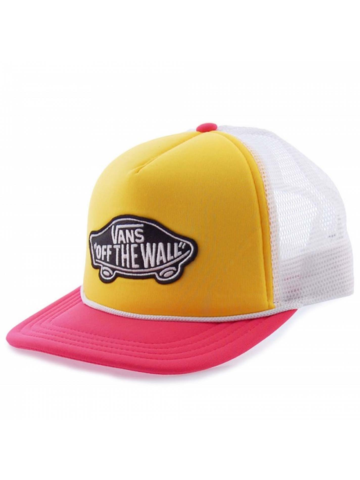 41cf68370496 CLASSIC PATCH GORRA VANS COLOR AMARILLO