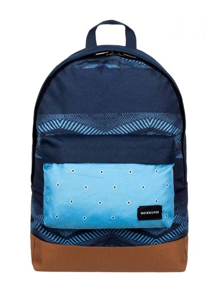 Mochila Quiksilver Everyday Poster Captains Blue