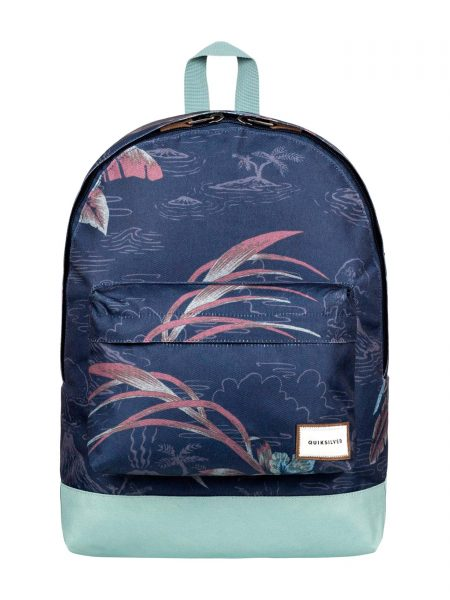 Mochila Quiksilver Everyday Poster Jungle Navy