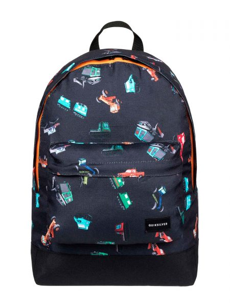 Mochila Quiksilver Everyday Poster Maxthefull Black