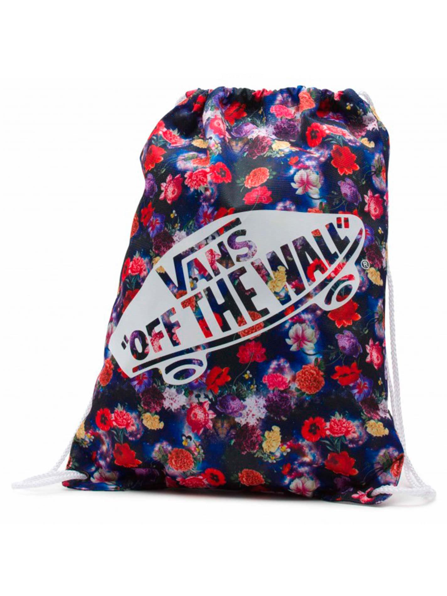 V1CYHLF Vans Benched Novelty Bag Galaxy Floral 3569c888ed5