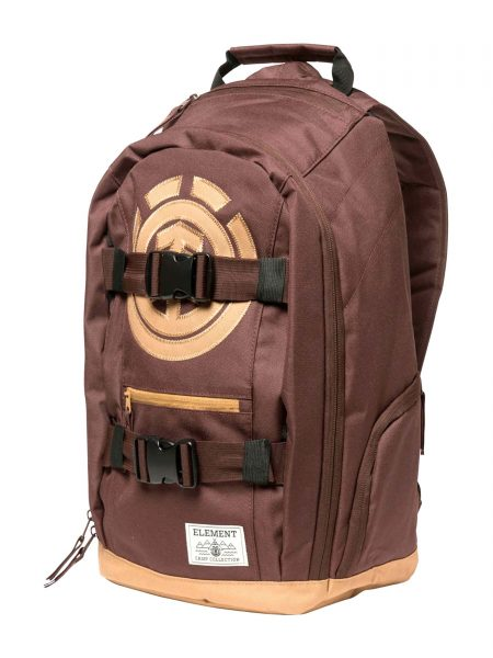 Mochila Element Mohave Coffee Brown