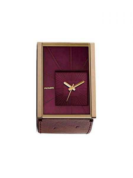 Reloj Nixon Motif Plum