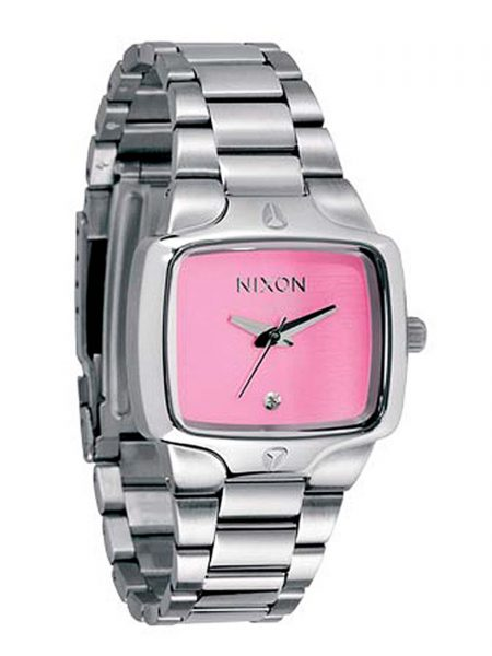 Reloj Nixon Small Player Pink