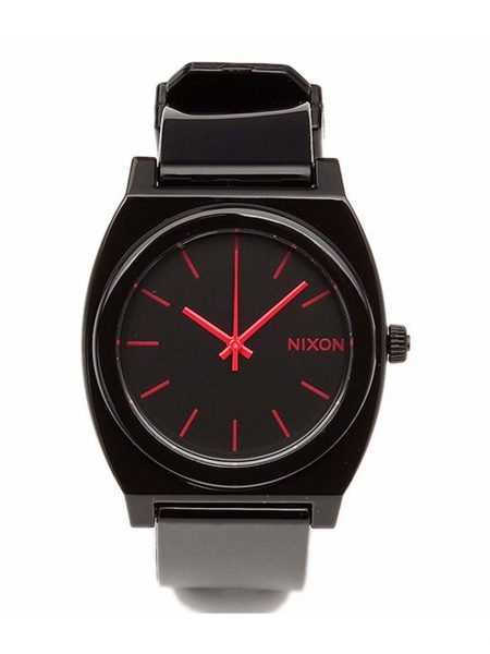 Reloj Nixon Time Teller Black