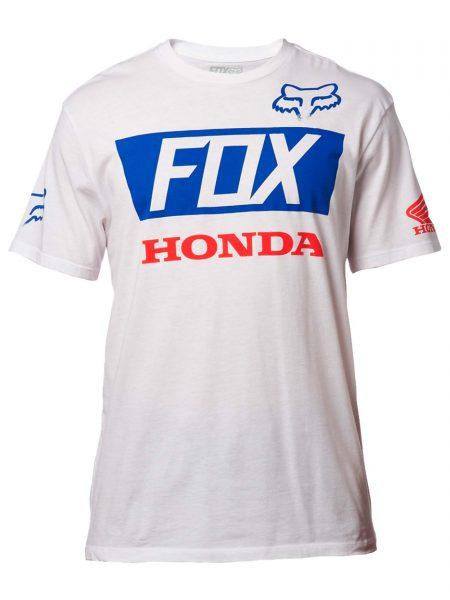 18984-008 Honda Standard Tee White