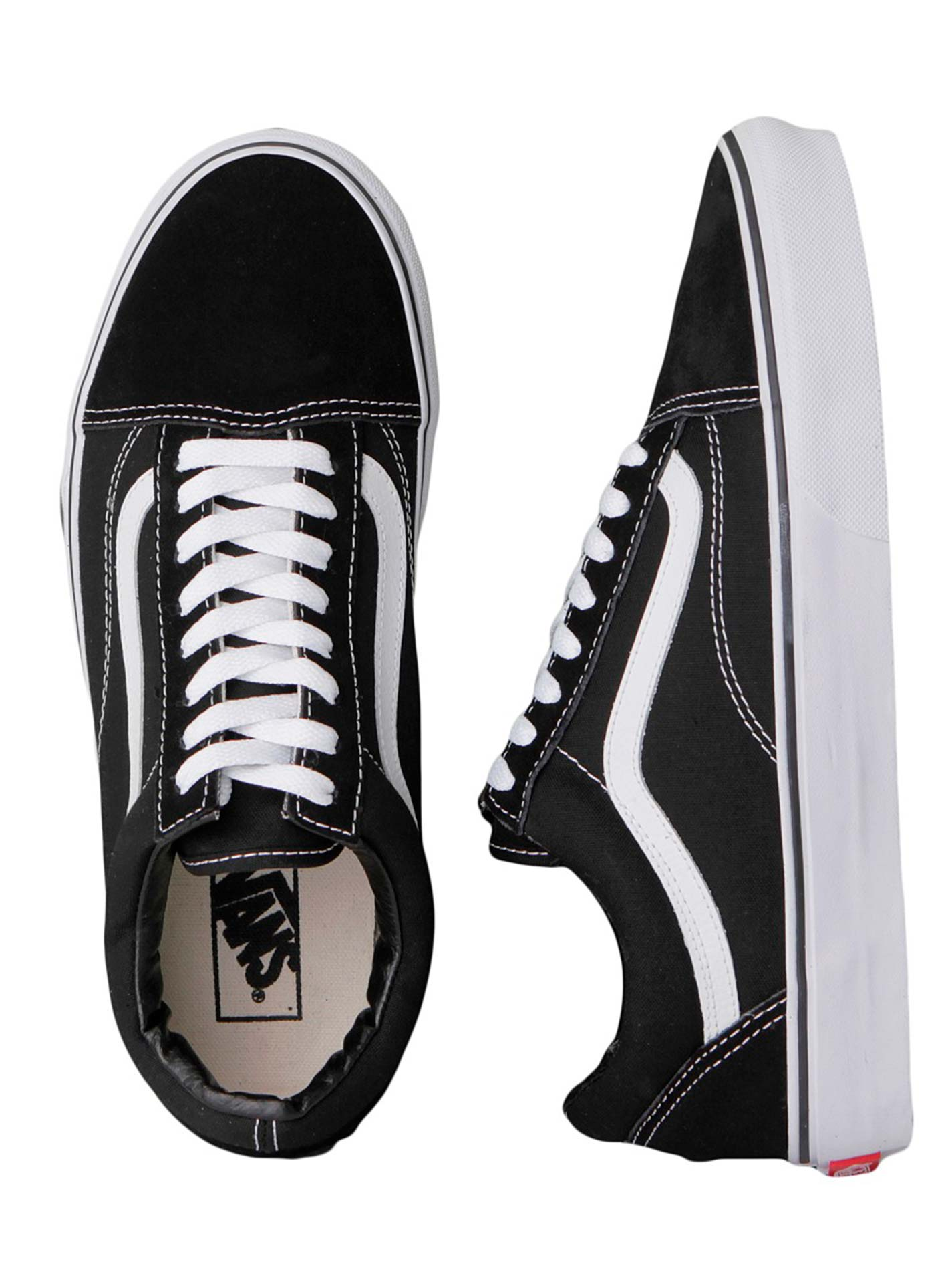 calzado vans old school