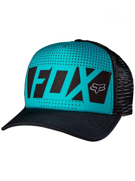 17500-394 Fox Libra Trucker Splash