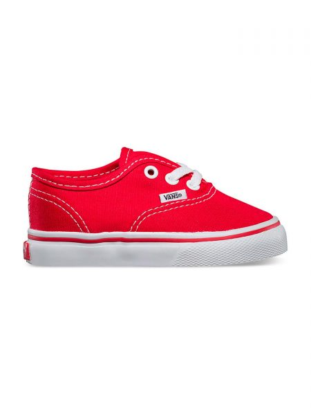 ED9RED Vans Authentic Red