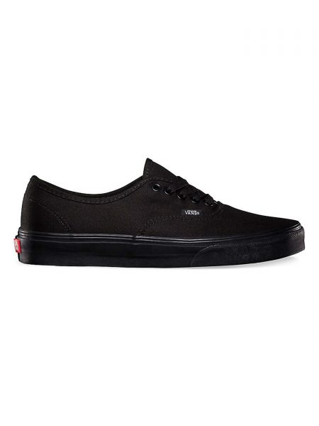 EE3BKA Vans Authentic Black Black