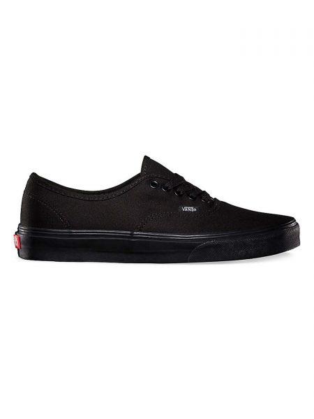 EE3BKA Vans Authentic Black Black