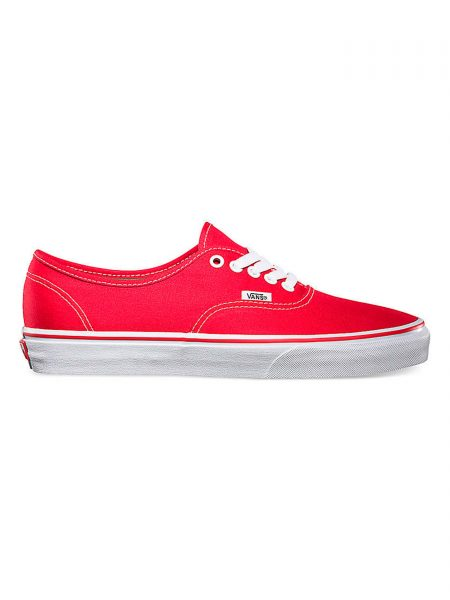 EE3RED Vans Authentic Red