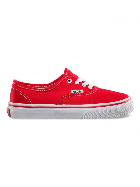 WWX6RT Vans Authentic Red