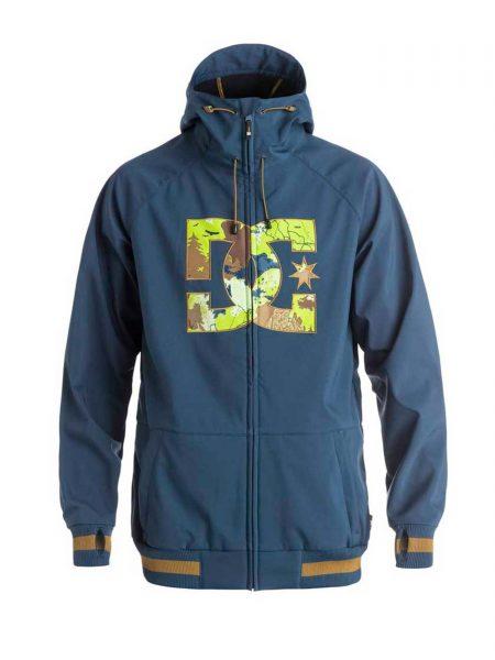 EDYTJ03021 DC Spectrum Jacket Blue