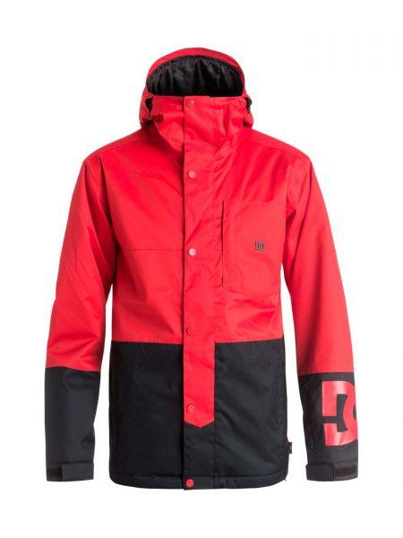 EDYTJ03024 DC Defy Jacket Red