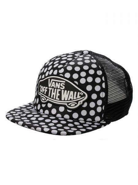 Gorra Vans Beach Girl Trucker Oversize Dots