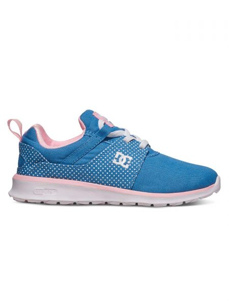 ADGS700017 DC Zapatillas Heathrow SP Blue White Print