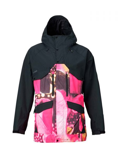 10225102 AG Anthem Snow Jacket Black Acid