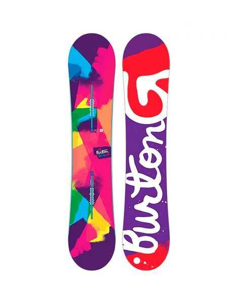 Tabla Snow 2017 Burton Genie 147 cm