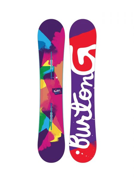 Tabla Snow Burton Genie 152 cm