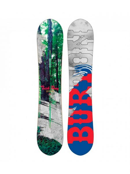Tabla Snow Burton Trick Pony 154 cm