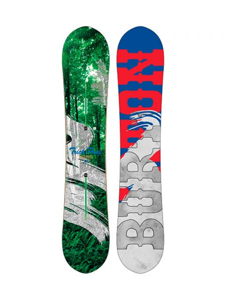 Tabla Snow Burton Trick Pony 158 cm