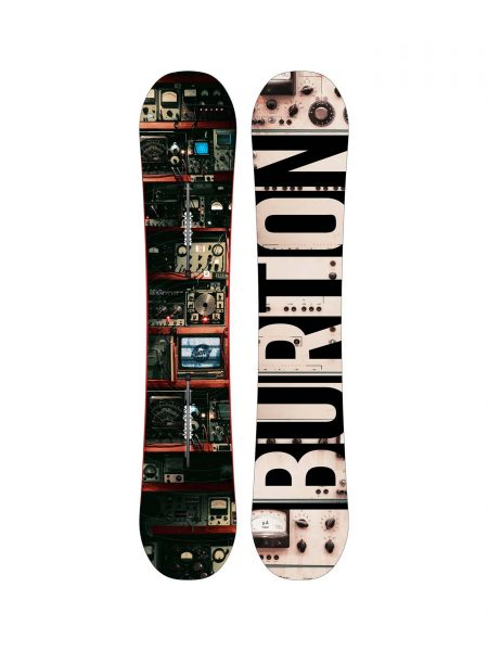 Tabla Snow Burton Blunt 154 cm