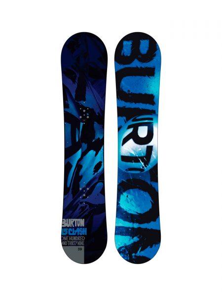 Tabla Snow Burton Clash 160 cm