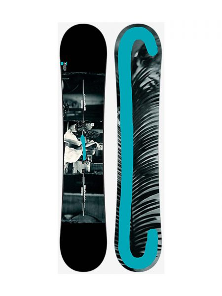 Tabla Snow Burton Custom Twin 154 cm
