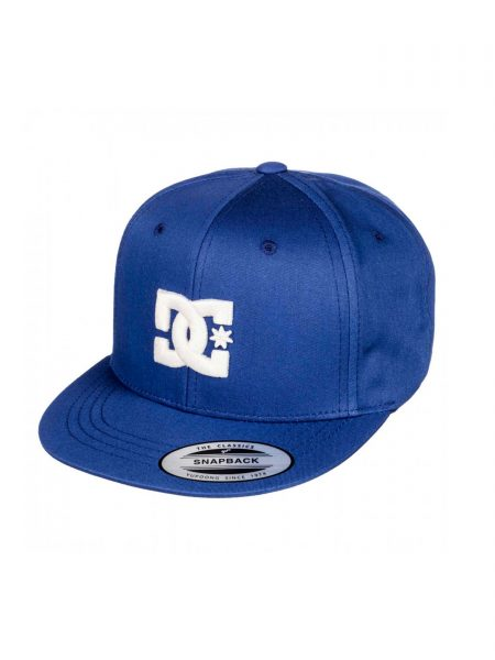 ADBHA00008 Gorra DC Shoes Snappy Boy Blue