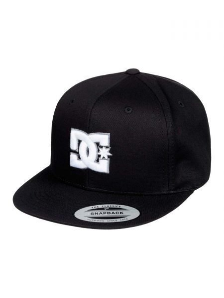 ADBHA00008 Gorra DC Shoes Snappy Boy Black
