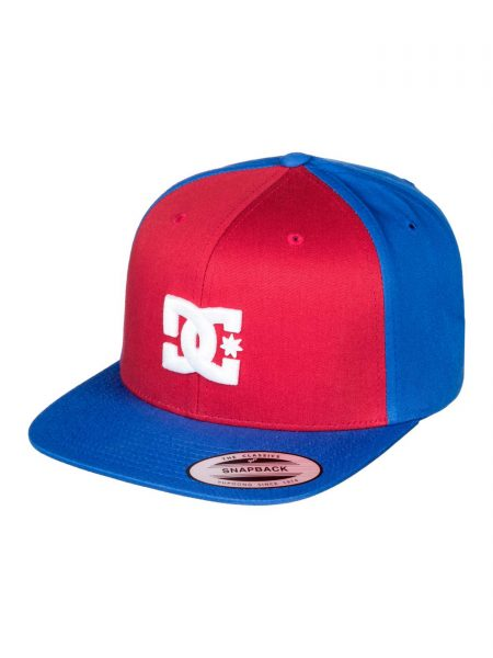 ADBHA00008 Gorra DC Shoes Snappy Boy Red