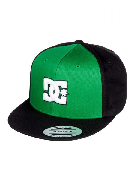 ADBHA00008 Gorra DC Shoes Snappy Boy Green