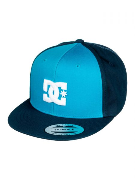 ADBHA00008 Gorra DC Shoes Snappy Boy Royal Blue