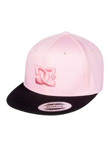 ADBHA00008 Gorra DC Shoes Snappy Boy Rose