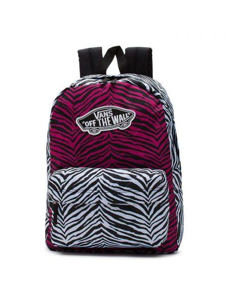 V00NZ0RID Mochila Vans Realm Zebra