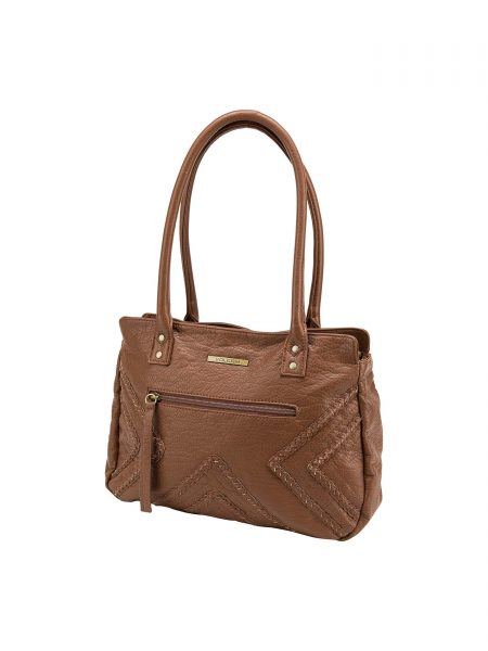 E6431601 City Girl Handbag Brown