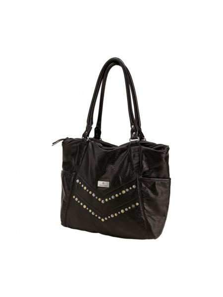 E6431605 Pretty Touch Tote Black