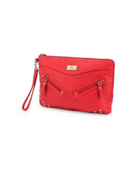E6531511 Psanicko Indulge Clutch Red
