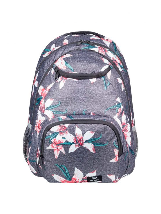 ERJBP03736 Mochila Roxy Shadow Swell Charcoal