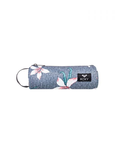 ERJAA03466 Estuche Roxy Off The Wall Pencil Case Charcoal